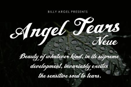 Angel Tears Neue