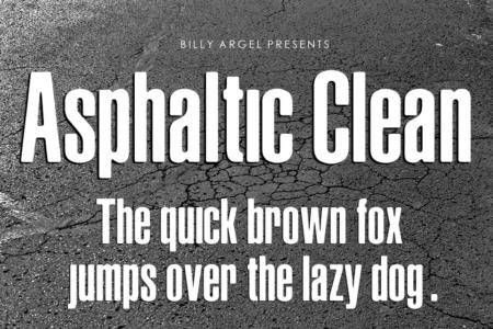 Asphaltic Clean