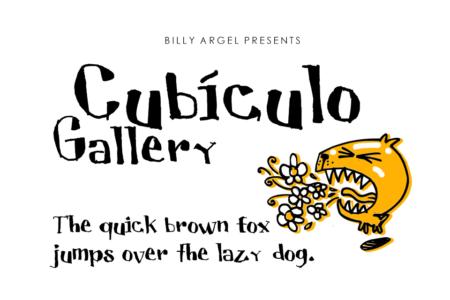 Cubiculo Gallerry