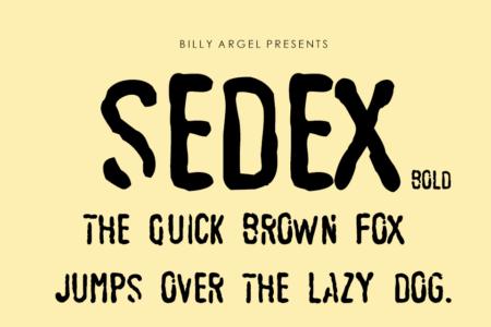Sedex Bold