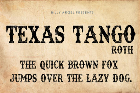 Texas Tango Roth