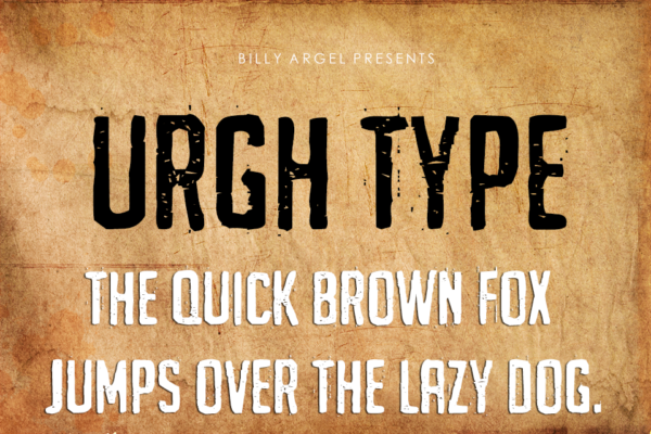 Urgh Type