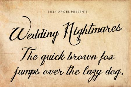 Wedding-Nightmares