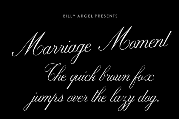 Marriage-Moment