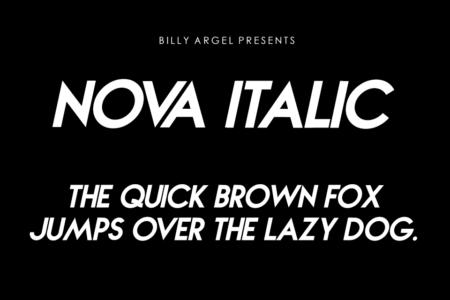 NOVA-ITALIC