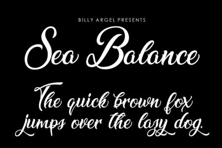 Sea-Balance