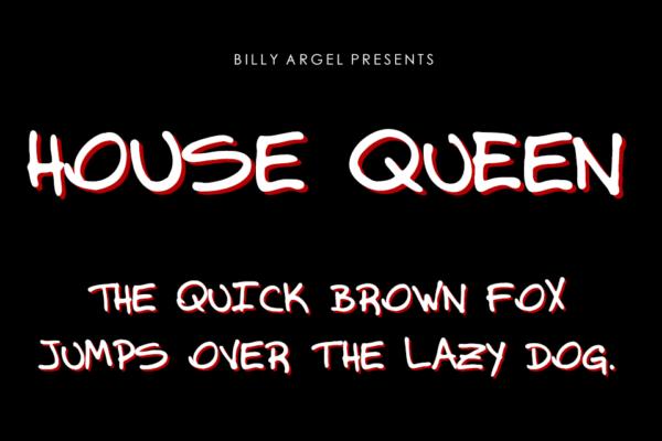 HOUSE-QUEEN