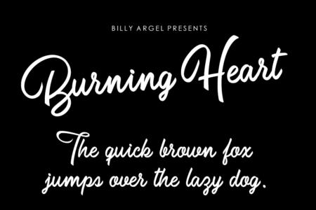 Burning-Heart