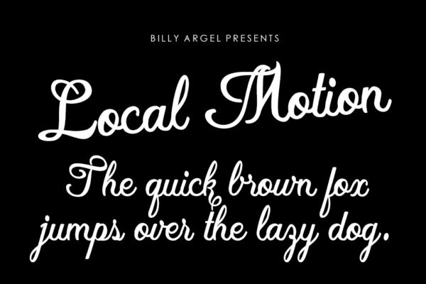 Local-Motion